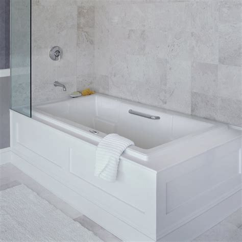 Toto Bathtubs toto aby774n 12ycp carrollton soaker drop in tub atg stores