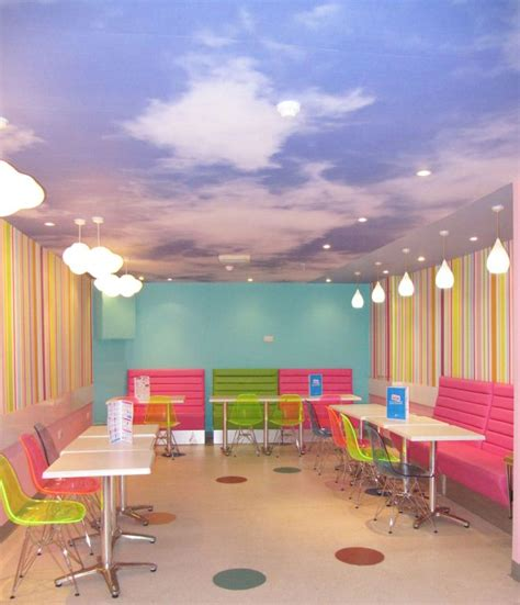 design cafe ice cream sweet ice cream parlour by absolivinglutely interiors