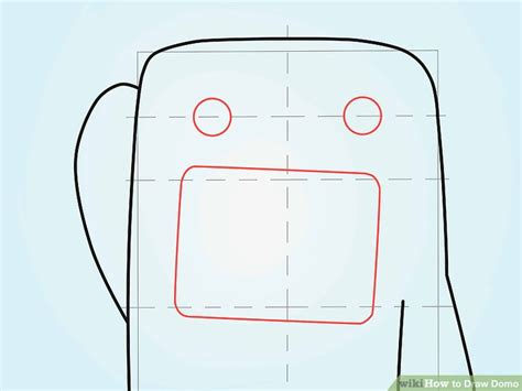 domo doodle drawing how to draw domo 13 steps with pictures wikihow
