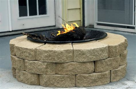 10 diy outdoor fireplace ideas diy tutorials