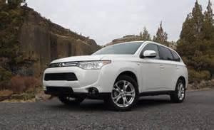 Reviews On Mitsubishi Outlander 2014 2014 Mitsubishi Outlander Review Car Reviews