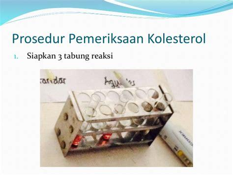 Tabung Reaksi 18 Cm X 17 Mm Dengan Cork Gabus Kayu mengukur kadar kolesterol serum