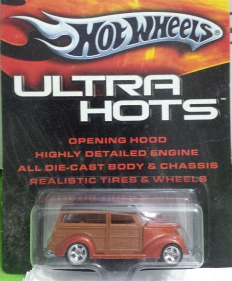 preguntas ultra hot hot wheels 37 ford woody ultra hot 229 00 en mercado