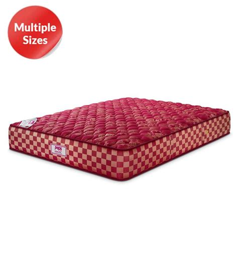 Peps Mattresses Prices by Peps Koil Bonnell 6 Inches Matress Buy Peps