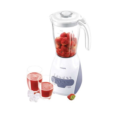 Blender Hr 2115 jual philips hr 2115 blender plastik