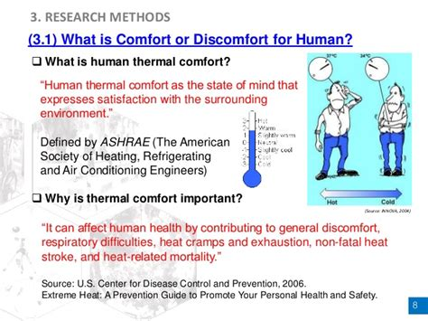 what is thermal comfort thermal comfort conditions of urban spaces in a hot humid