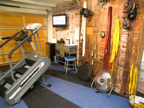 manly home gyms hgtv home gyms in any space decorating and design ideas for