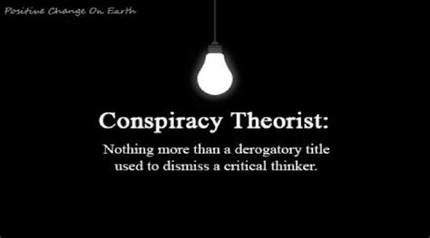 Conspiracy Theorist Meme - the cia created the conspiracy theory meme to shut down
