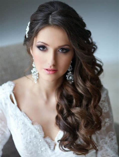 hairstyles side curls super cute wedding side swept curly hairstyles 2015 hair