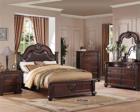 bedrooms sets for sale in furniture traditional poster bedroom furniture set metal canopy