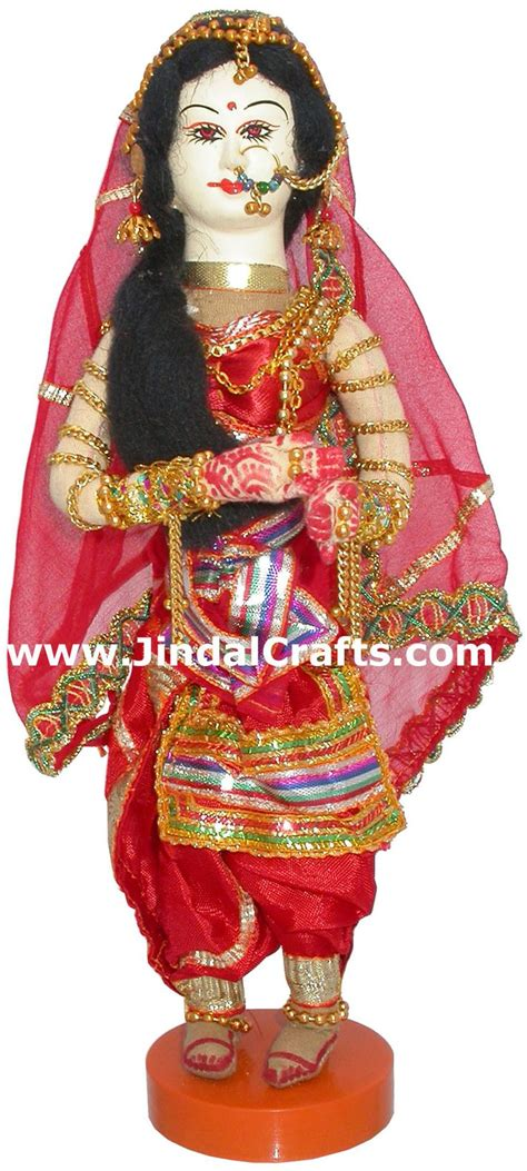 Handmade Indian Dolls - 17 best images about of indian doll s on