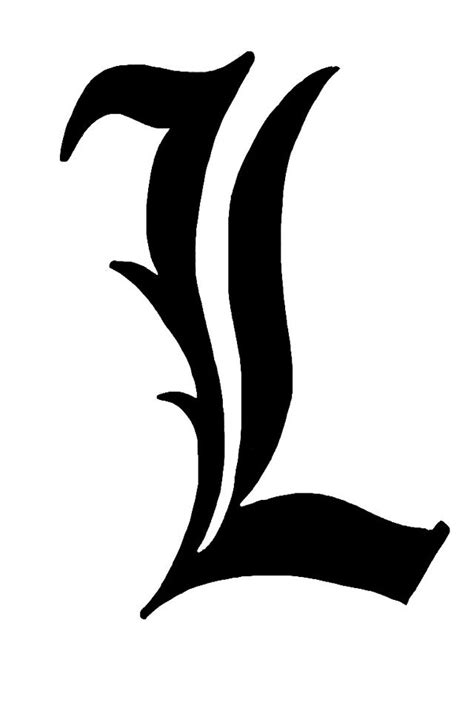 L Symbol by L S Symbol Note