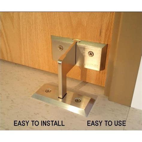 door floor locks nightlock lockdown 1 8 quot low profile floor plate pas