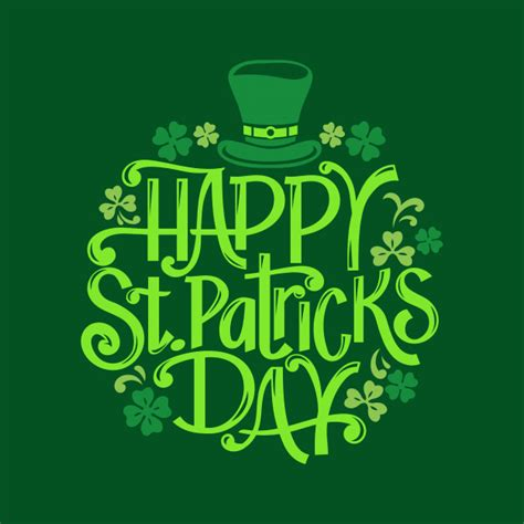 happy st patricks day frames profile picture frames