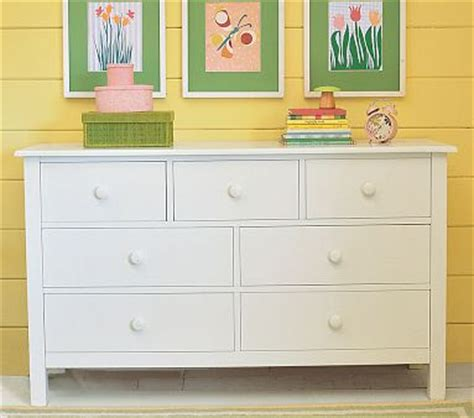 pottery barn white chest of drawers pottery barn kendall dresser copycatchic