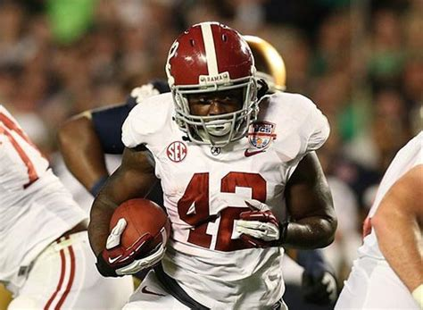 eddie lacy bench press despite lackluster pro day eddie lacy still no 1 rb on