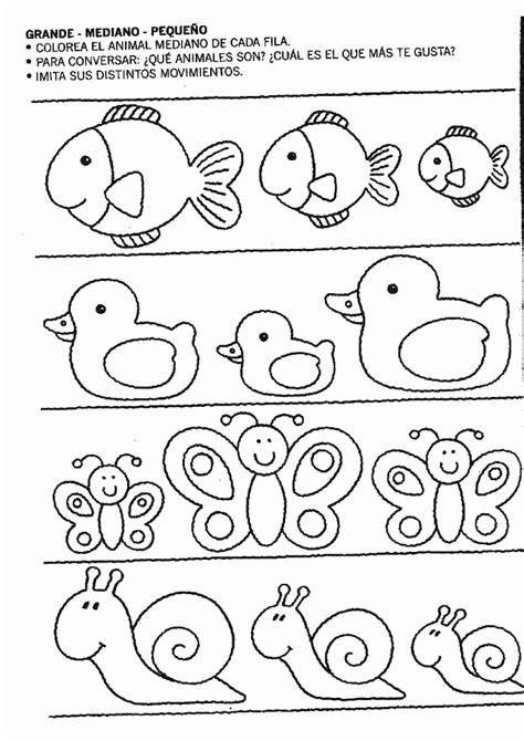imagenes educativas para imprimir y colorear actividades para ni 241 os preescolar primaria e inicial