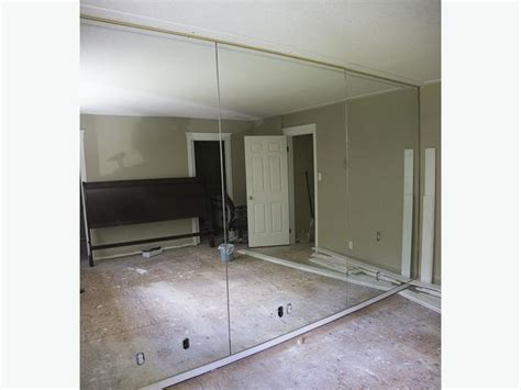 floor to ceiling mirrors saanich sidney