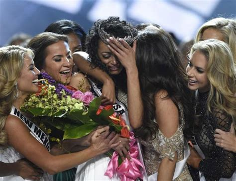miss 50 years old contest las vegas 25 year old scientist named miss usa the express tribune