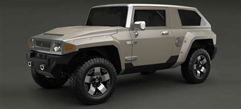 jeep hummer conversion you can buy the futuristic hummer hx as a jeep wrangler