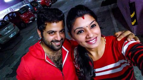 actor vijay sethupathi and his wife photos chennai365 tv actor sai prashanth with his wife chennai365