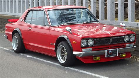 nissan hakosuka hakosuka for sale nissan skyline kgc10 gtr clone coupe at
