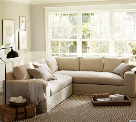 sectional in a small living room apartment size sectional selections for your small space
