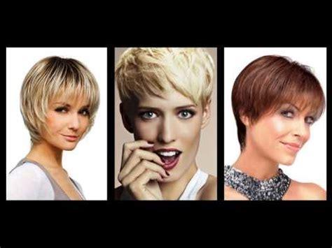 moderne strihy vlasov kratke strihy vlasov pre zeny youtube