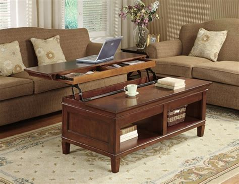 Lift Up Coffee Table Coffee Table That Lifts Up Multifunctional Lift Coffee Table With Storages Home Furniture