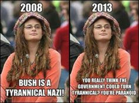 Hippie Girl Meme - quot liberal quot leftist college girl or bad argument hippie on