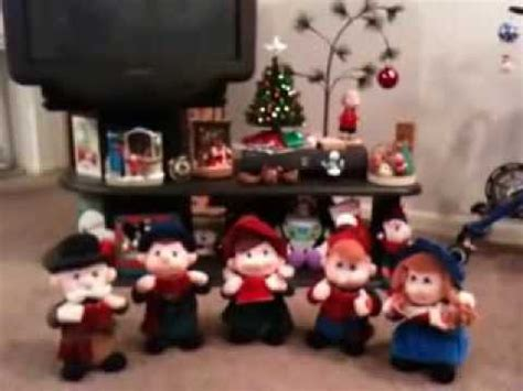 youtube christmas carol 2001 my singing carolers