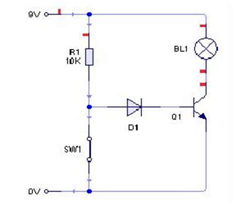 gambar rangkaian transistor marom rangkaian transistor sebagai gerbang prinsip kerja rangkaian transistor sebagai gerbang