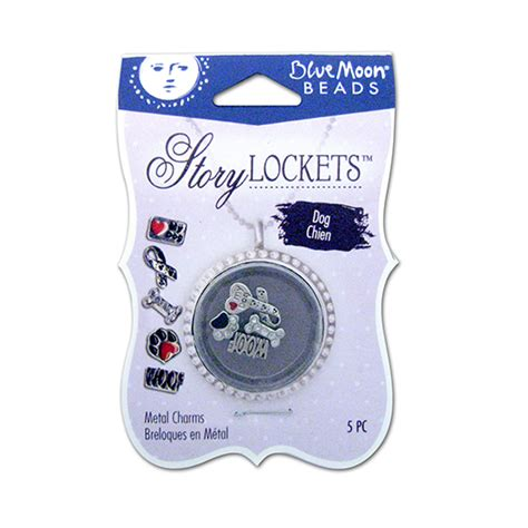 blue moon charms blue moon story locket collection metal charms