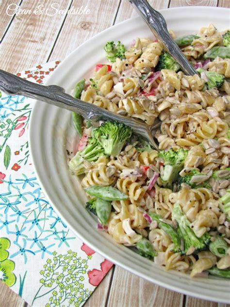 summer pasta salad recipes pasta salad recipe clean and scentsible