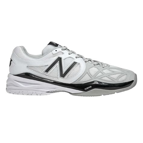 new balance s mc996ws tennis shoes white silver black