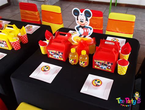 Home Decoration Website Minnie And Mickey Mouse Themed Party Cape Town The Party