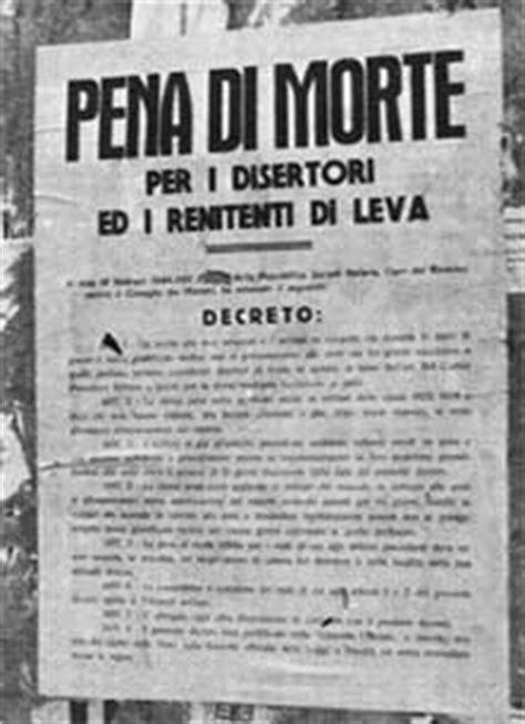 RESISTENZA - MITO E STORIA
