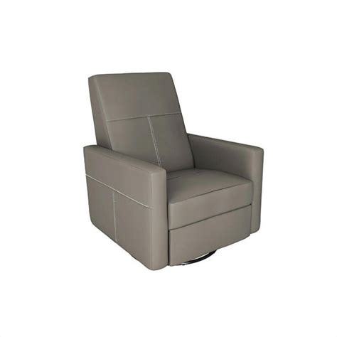 dutailier rocker recliner dutailier minho leather glider recliner and swivel with