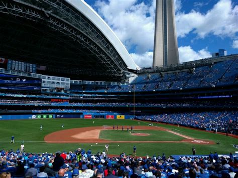 rogers centre section 127 rogers centre section 127 toronto blue jays