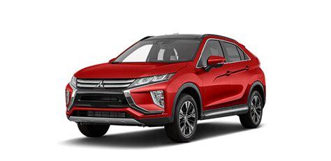 2018 Mitsubishi Eclipse Cross Mitsubishi Motors