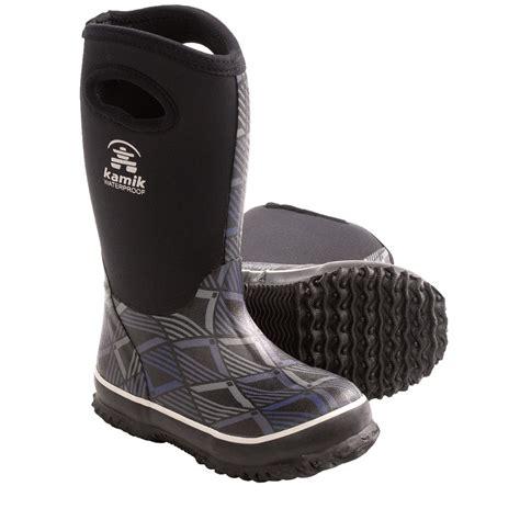 neoprene boots for neoprene boots for 28 images kamik amour neoprene