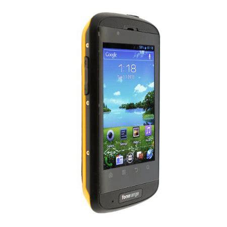 rugged android smartphone sim free fonerange rugged dual sim android smartphone