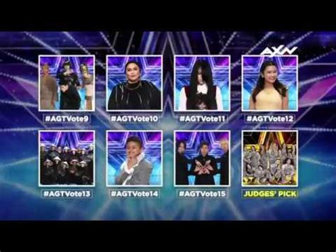 asia s got talent vote asia vote now for your semi finalists voting closed