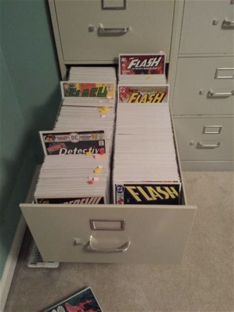 comic book storage cabinet setting up your comics in filing cabinets the comics herald