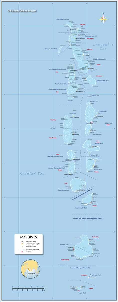 maldives location map political map of maldives nations project