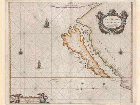 california map island 18 maps from when the world thought california was an