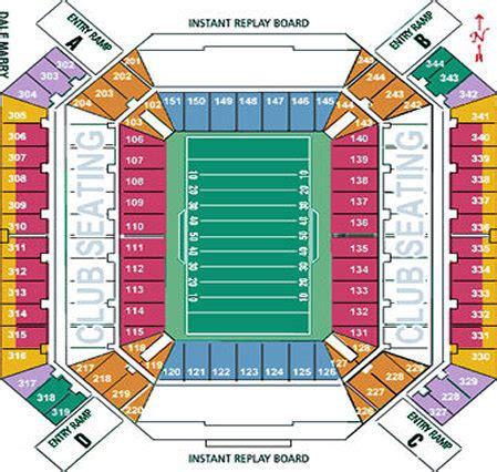 ta buccaneers stadium seating buccaneers tickets cheap