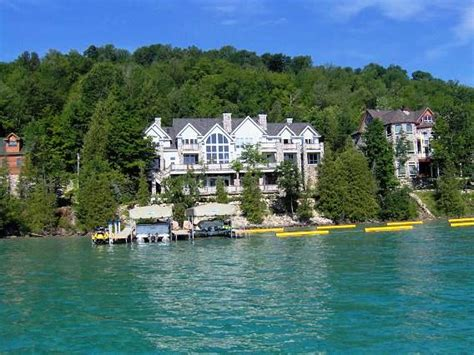 michigan lake house torch lake homes gallery professional builders