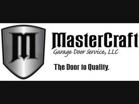 mastercraft garage door opener mastercraft garage door service llc wmv