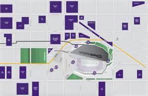 us bank stadium parking guide tips maps deals spg